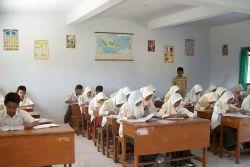 Beberapa Sekolah di Sleman Tidak Melanjutkan K-13