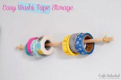 Gantungan untuk Washi Tape