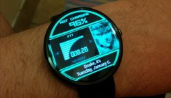 Inilah Jam Android dengan Model Codec Milik Solid Snake