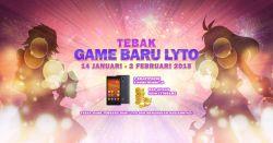 Tebak Game Terbaru dari Lyto, Raih Kesempatan Mendapatkan Xiaomi Redmi 1s!