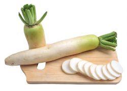 Manfaat Sehat Lobak Putih