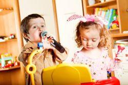 Membangkitkan Semangat Anak Didik dengan Lagu Anak