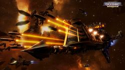 Focus Home Interactive Ungkap Game Real Time Stragety Battlefleet Gothic: Armada