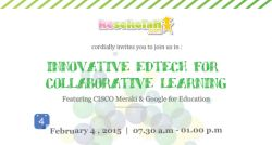 Innovative Edtech for Collaborative Learning