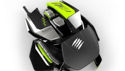 Mad Catz Perkenalkan Mouse R.A.T.prox dan Headset Tritton