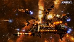Focus Home Umumkan Game Battlefleet Gothic: Armada