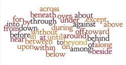 Penggunaan Frasa Preposisi dalam Kalimat
