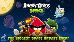 Angry Birds Space Hadirkan 30 Level Baru Brass Hogs dalam Update Terbaru