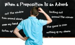 Penggunaan Adverbial Prepositional Phrase