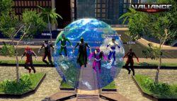 Game Mmo Bertema Superhero Valiance Online Lolos Steam Greenlight