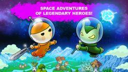 Mushroom Wars: Space! Sudah Tersedia di App Store