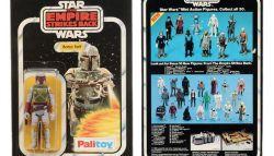 Mainan Star Wars Ini Dijual dengan Harga yang Melangit