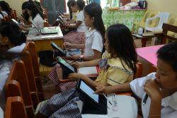 Komputer sebagai Media Pembelajaran Interaktif Distance Learning di Indonesia