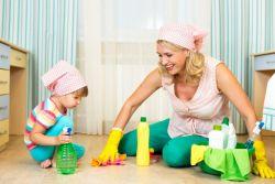 Ajari Anak Tentang Arti Kebersihan dengan Tips Ini