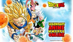Wavegame Akan Rilis Dragon Ball Z Online di Indonesia