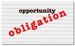 Kalimat Obligation dan Contohnya