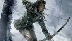 Crystal Dynamic Buka Suara Mengenai Perkembangan Game Rise of The Tomb Rider