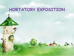 Pengertian Hortatory Exposition Text dan Contohnya