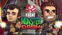 Monster Dash Dapatkan Update Tema Ghostbusters