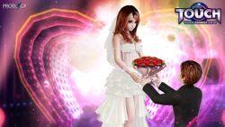 Meriahkan Kehadiran Event Valentine and Touch!