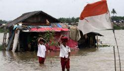 15 Sekolah di Tangerang Diliburkan Akibat Terendam Banjir