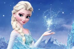 Membuat Kalung Frozen