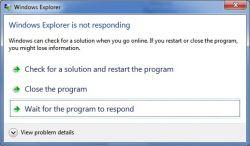 Mengetahui Penyebab Not Responding pada Komputer/Laptop