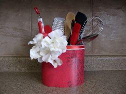 Tips Mempercantik Dapur dengan Manfaatkan Barang Bekas