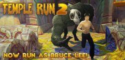 Temple Run 2 Hadirkan Bruce Lee sebagai Karakter Terbarunya