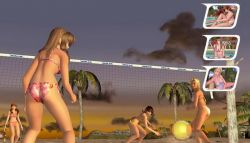 Staf Team Ninja Inginkan Dead or Alive Xtreme Beach Volleyball Versi Current Gen