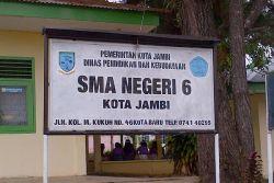 Sebanyak 94 Kelurahan Tidak Ada Sekolah Dasar di Jambi