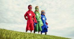 Hal yang Dapat Dipelajari pada Sosok Superheroes