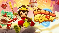 Ubisoft Luncurkan Monkey King Escape di iOS dan Android