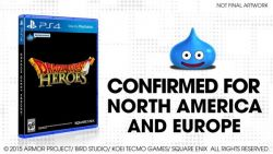 Dragon Quest Heroes Kini Akan Turut Hadir untuk Ps4 Diwilayah Barat