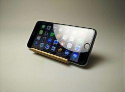 Membuat Smartphone Holder dari Kayu