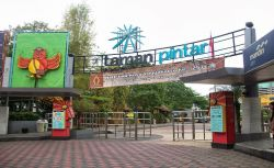 Taman Pintar Yogyakarta Menambah Fasilitas Zona Tematik Baru