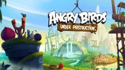 Angry Birds: Under Pigstruction Jadi Game Terbarunya Rovio di Awal Tahun 2015