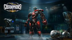 Reliance Games Resmi Rilis Real Steel Champions di App Store