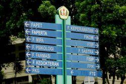 UNPAD Masih Jadi Pilihan Favorit Peserta SNMPTN 2015