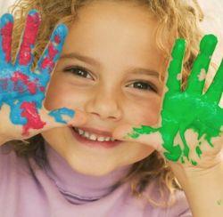 Tips untuk Mengenalkan Color Art pada Anak
