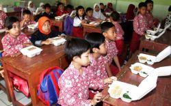 Pemerintah Canangkan Program Sarapan Sehat di Sekolah