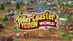 Gambar dalam Teaser Trailer Rollercoaster Tycoon World Bukanlah Hasil Akhir
