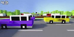 Seperti Ini Jadinya Crossy Road dalam Sudut Pandang First-Person