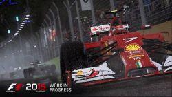 Codemaster Ungkap Jadwal Rilis F1 2015