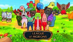8ternals Luncurkan League of Morons di Google Play Store