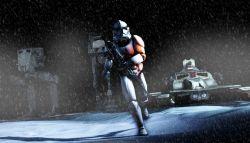 Ea Selenggarakan Tes Terbuka untuk Game STAR Wars Battlefront