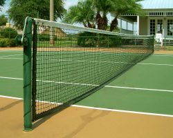 Sarana dan Prasarana untuk Tenis Lapangan Bag. 2