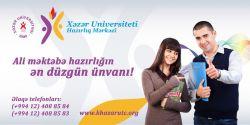 Mau Kuliah S1 Hingga S3 di Khazar University? Ini Dia Infonya