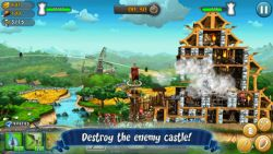 Castlestorm: Free to Siege Dapatkan Update PVP Multiplayer Mode