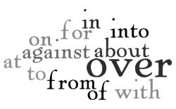 Kombinasi Verb dan Prepositional pada Kalimat